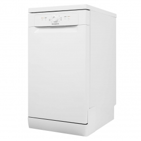 HOTPOINT AQUARIUS HSFE 1B19 S DISHWASHER - WHITE