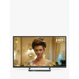 "Panasonic TX32FS503B LED HDR HD Ready 720p Smart TV, 32"" with Freeview Play/Freesat HD, Black"