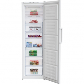 Beko FFP3579W 1.77m Tall Upright Frost Free Freezer
